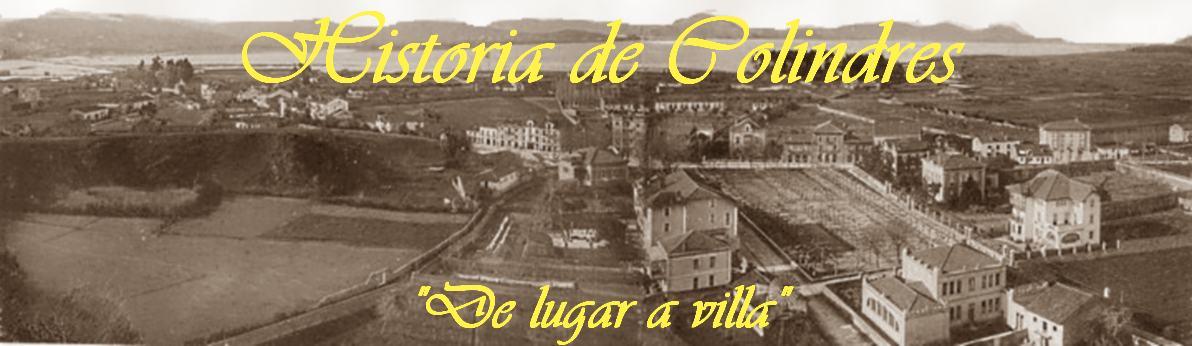Historia de Colindres