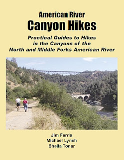 American River Canyon Hikes book cover