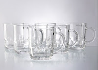 Buy Blinkmax Arriviste Cosmo Cups Set of 6 at Flat 70% off Via pepperfry:buytoearn
