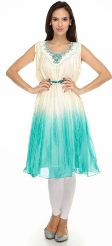 Magnificent Designer Frocks Dress