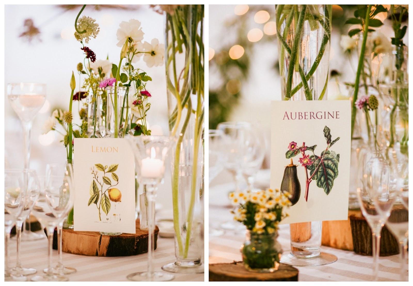 Real Botanical Themed Wedding Josi Jamess
