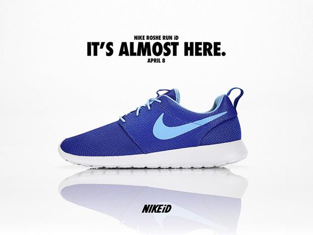 Nike ID Roshe Run