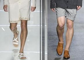 Piernas de hombres (piernas masculinas)