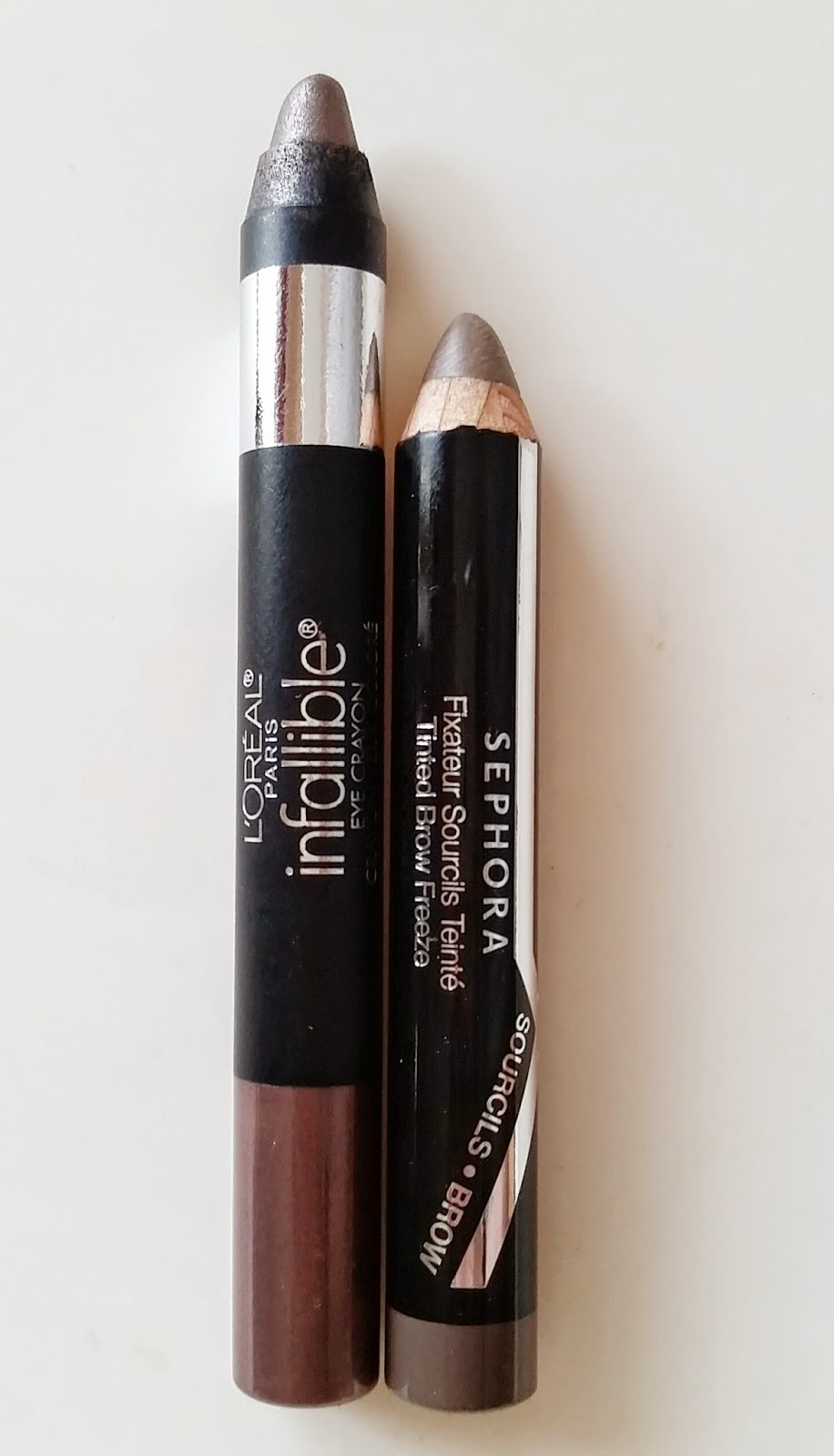 Sephora Collection Tinted Brow Freeze Review The Budget Beauty Blog