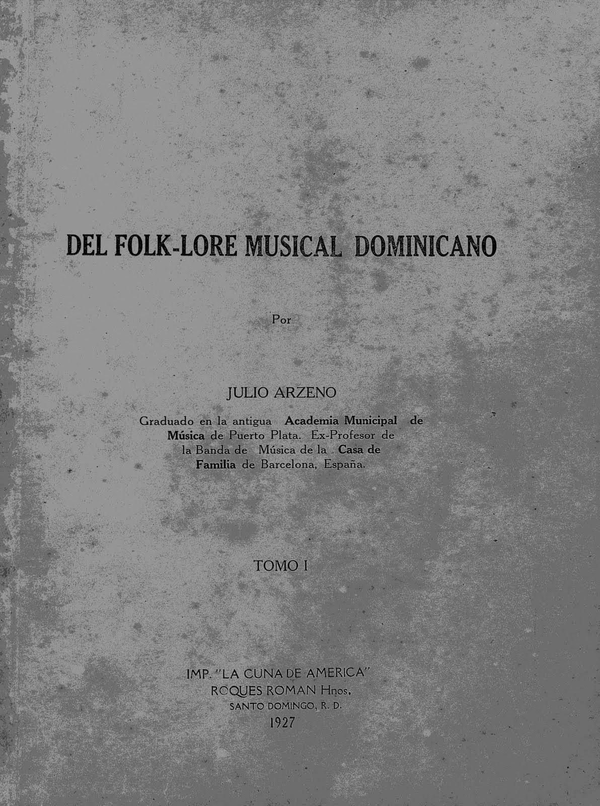 Biblioteca Digital Dominicana/Música.