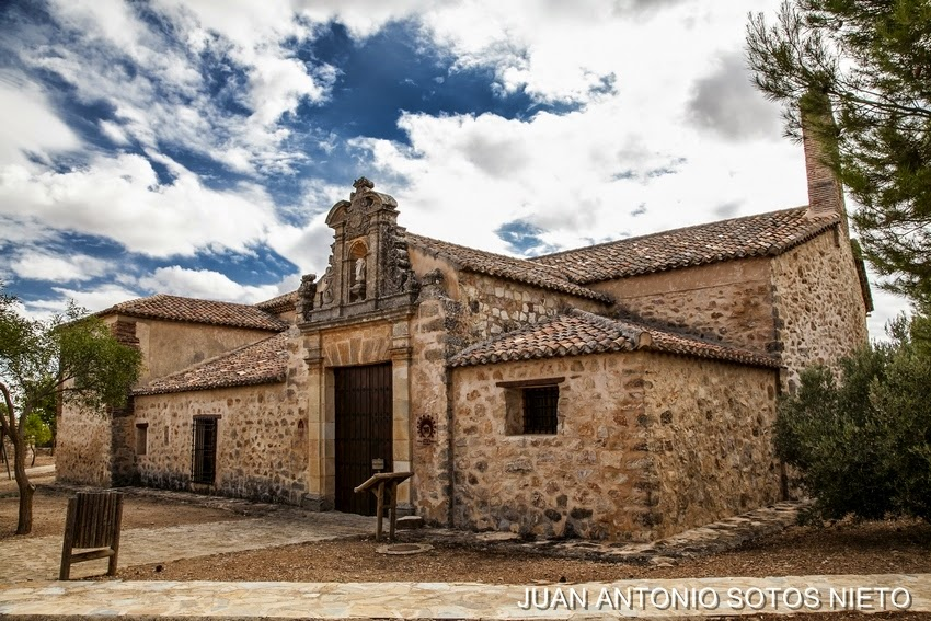 Recorriendo albacete viveros ermita de pinilla for Viveros albacete