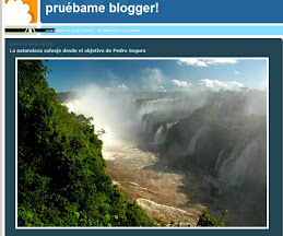 Prubame blogger!