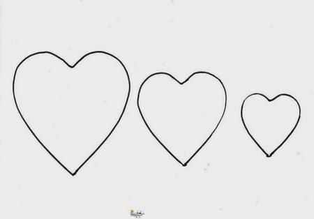 Corazones bonitos para dibujar - imágenes de amor bonitas