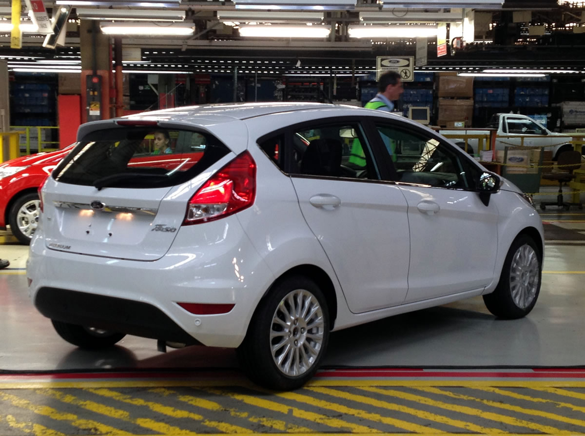 New Fiesta 2014 chega com preço competitivo