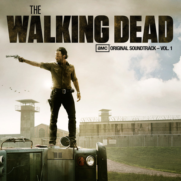 CD Trilha Sonora The Walking Dead Vol. 1
