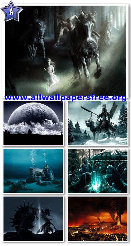 120 Amazing Digital Art Wallpapers 1280 X 1024