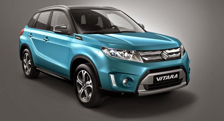 Nuova Suzuki Vitara 2015
