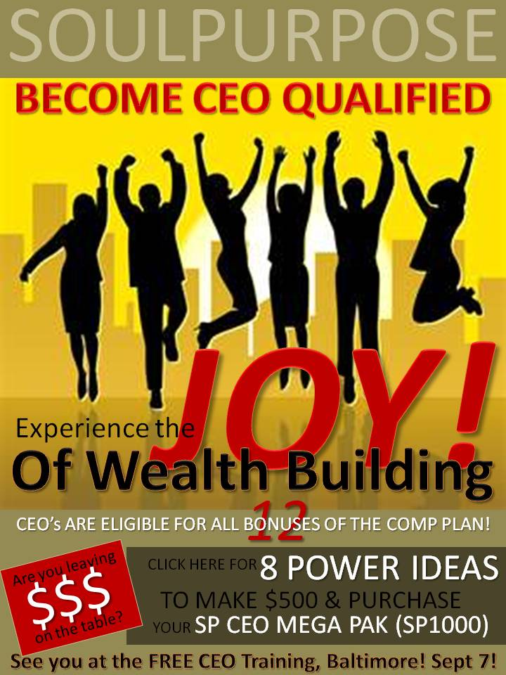 POWER TIPS to BECOME CEO QUALIFIED!