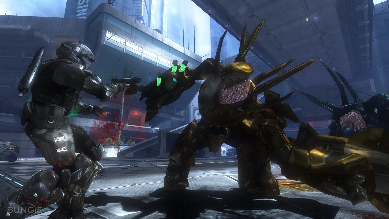 Neko random halo 3 odst review - Halo odst images ...