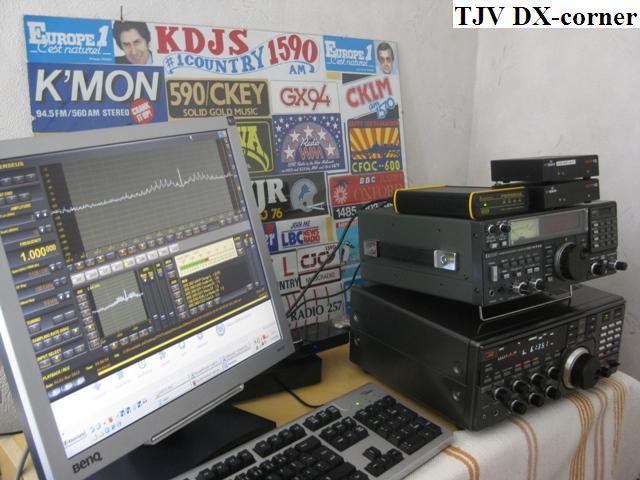 TJV  DX-corner