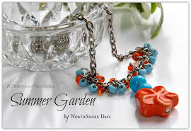 Summer Garden - A Statement Necklace