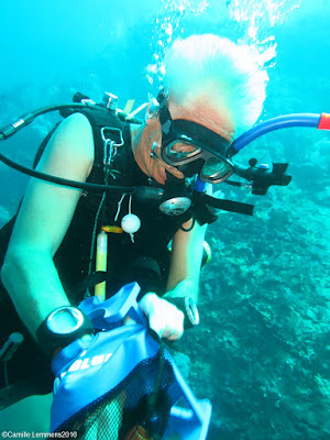 PADI Instructor Specialty training on Koh Lanta in January 2016