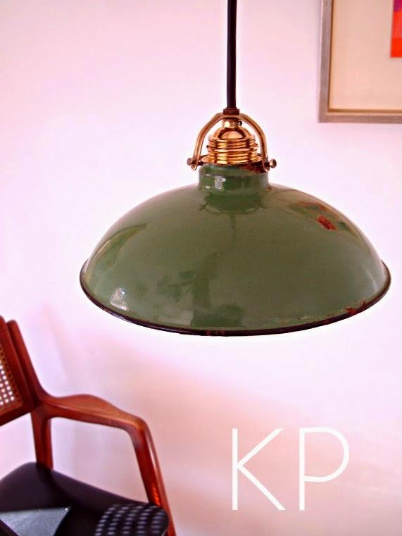 Lamparas autenticas vintage de epoca. Decoración y estilo. Lámparas de techo estilo industrial