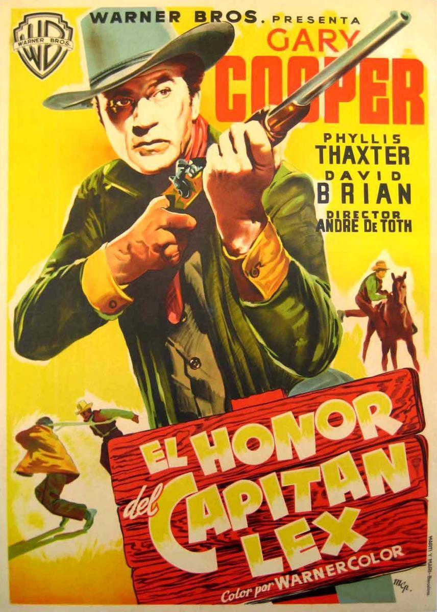 Gary Cooper - Springfield Rifle - 1952 - Dvdrip