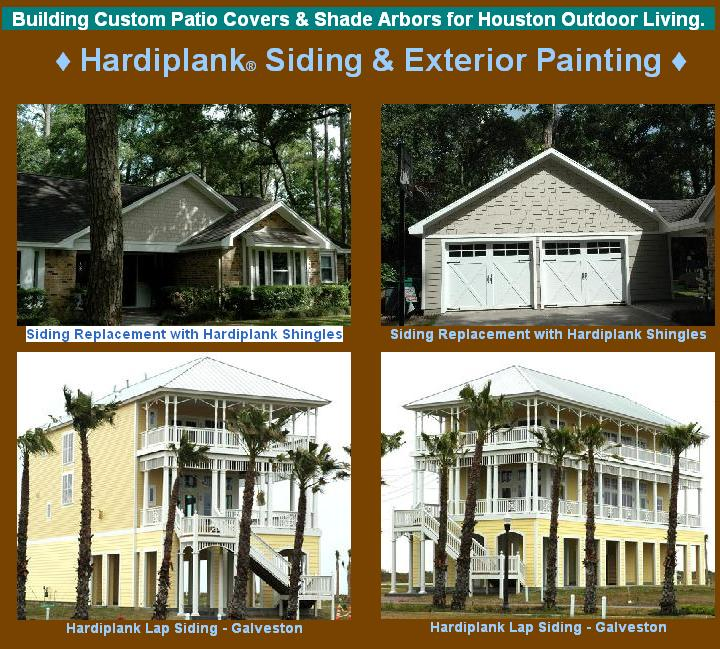 Experts Installing Hardiplank Lap Siding · CTS Exteriors, A Division Of Affordable  Shade Patio Covers ...