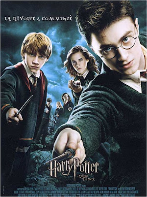 Harry Potter 5 et lOrdre du Phénix streaming vf
