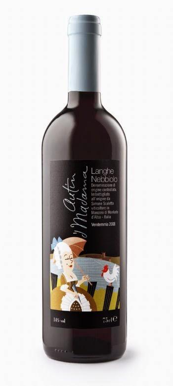 bottiglia etichette packaging design naming leggibilità branding mktg