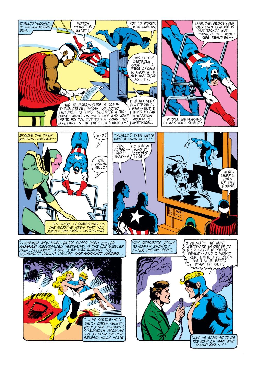 Captain America (1968) Issue #261 #176 - English 8