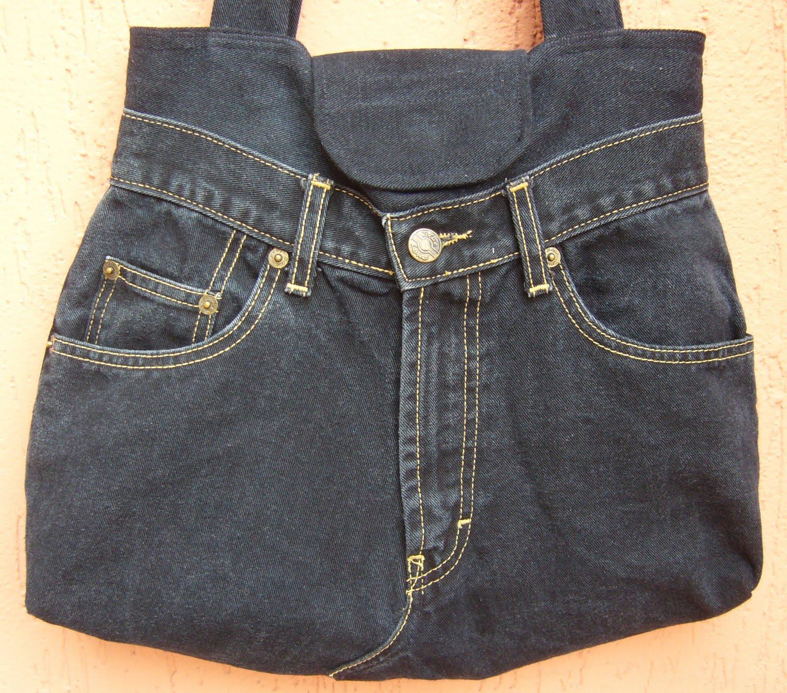 Borse Fatte A Mano Con I Jeans : Fior di anna riciclando borse jeans mamma e figlia