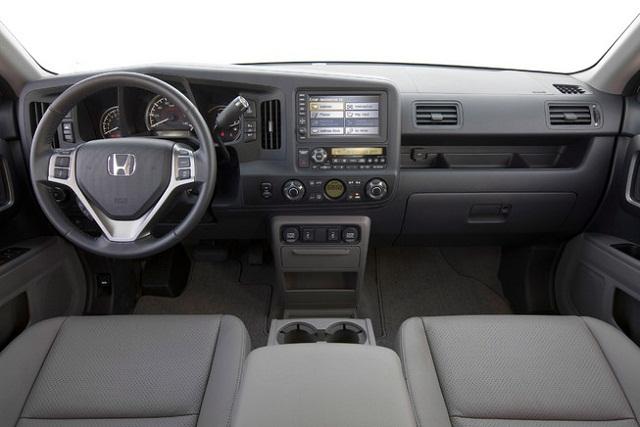 2015 Honda Ridgeline