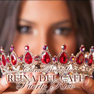 Ciara Rosendo, Reina Del Café Puerto Rico 2017.