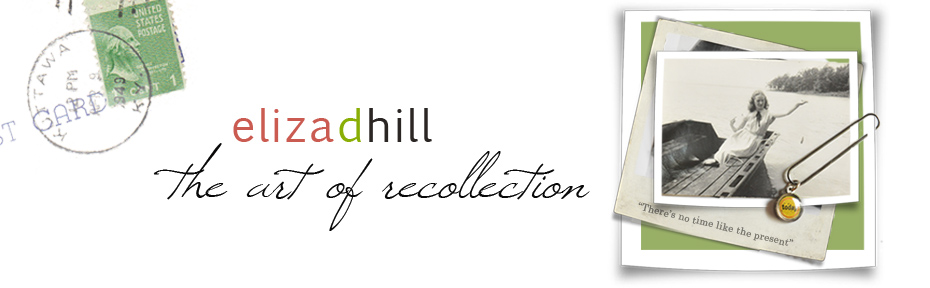 ElizaD Hill: The Art of Recollection