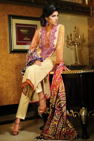 Al karam studios lawn spring collection