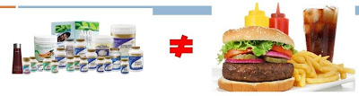 shaklee is not fast food
