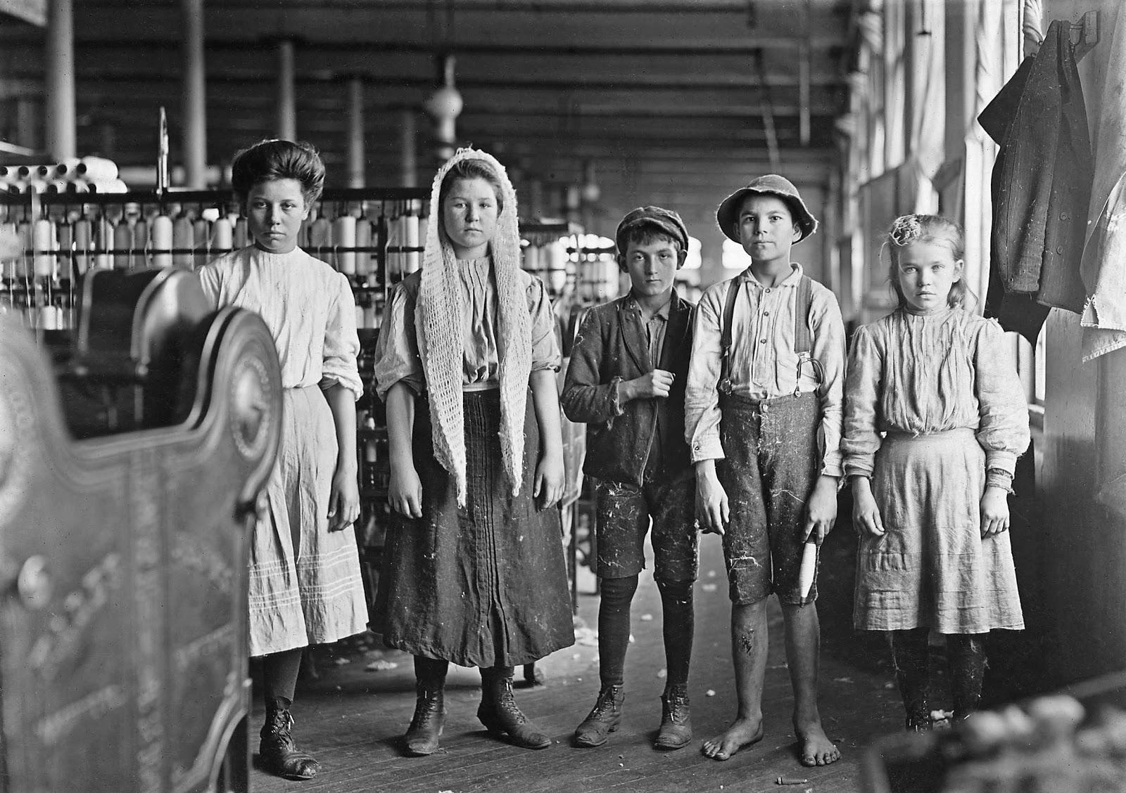 The Industrial Revolution Child Labor Unit 3 - Lessons - Tes Teach