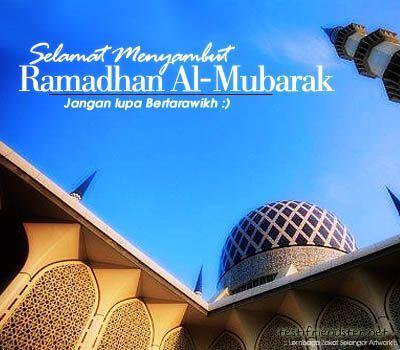 7 Tips Menyambut Ramadhan.