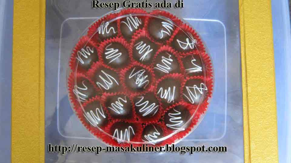 Resep Kue Kering Coklatcookies