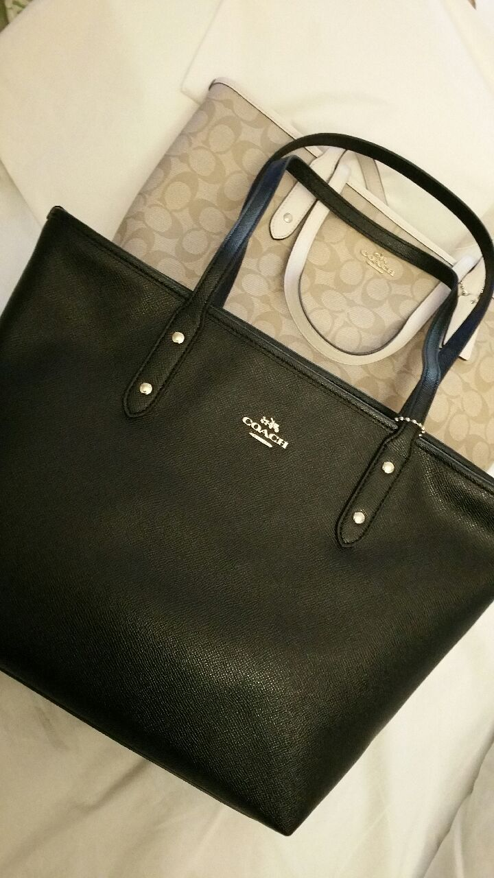 For Sale: Coach City Zip Tote $169