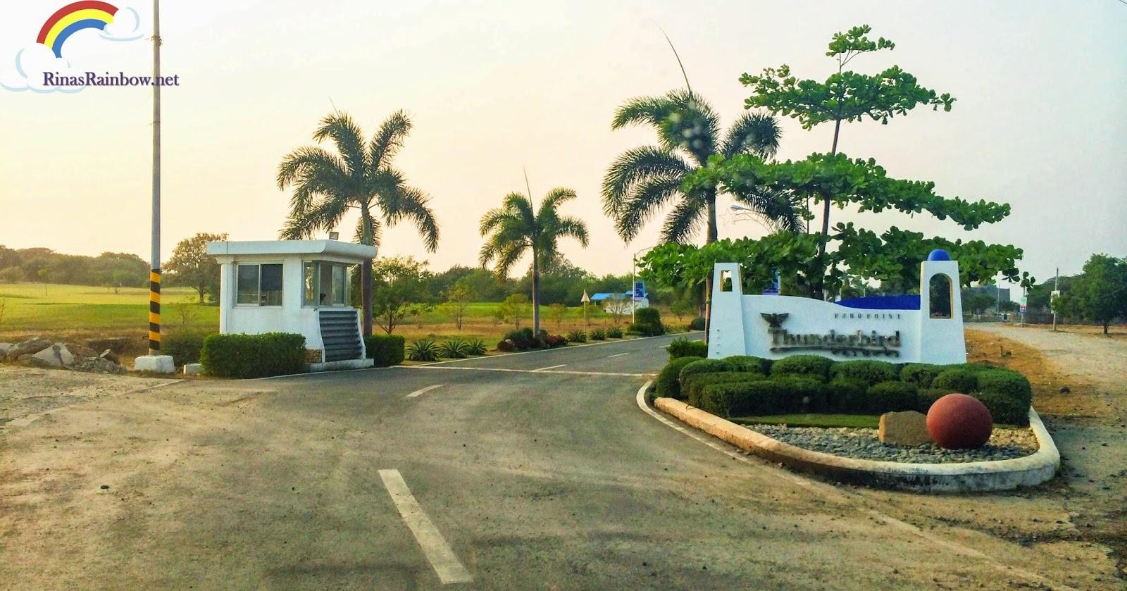 entrance to casino thunderbird resort la union