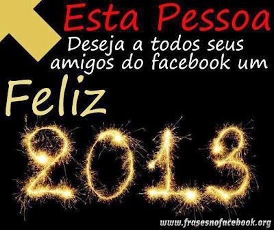 Imagens de Feliz Ano Novo para o Facebook