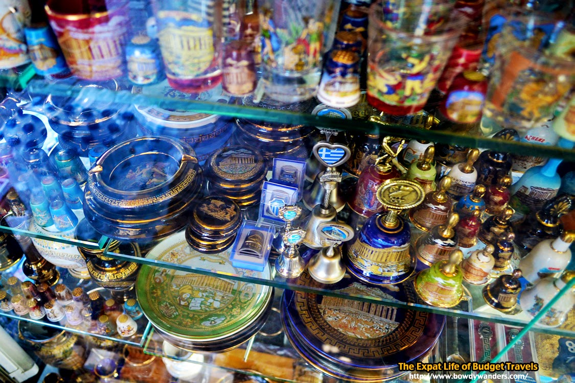bowdywanders com  greek souvenirs are a must