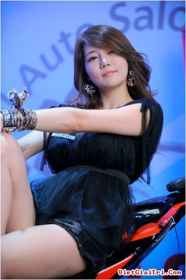 Ảnh gái xinh nhất xứ sở Kim Chi 27