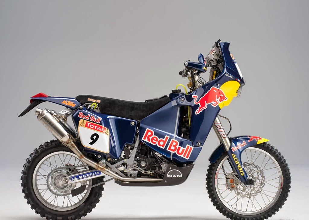KTM 640 Adventures Redbull Bike Price