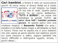 Lettera per i bambini di Rimini