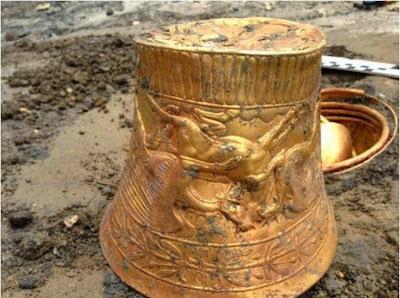 Από Eλληνικά χέρια ο θησαυρός των αρχαίων Σκυθών