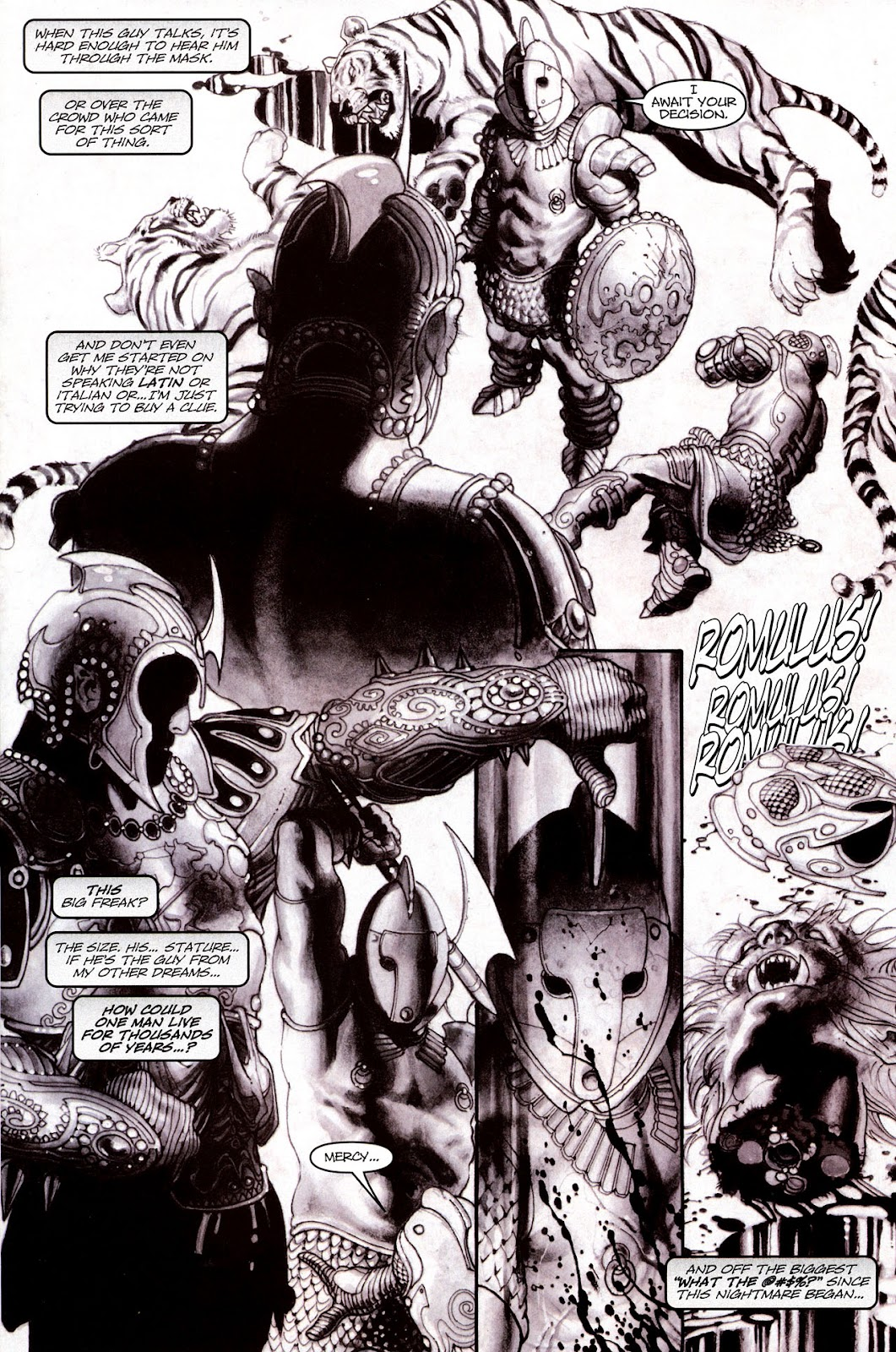 Read online Wolverine (2003) comic -  Issue #53 - 5