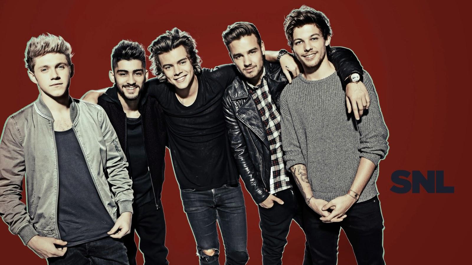 One Direction: Boys' photoshoot - 313.2KB