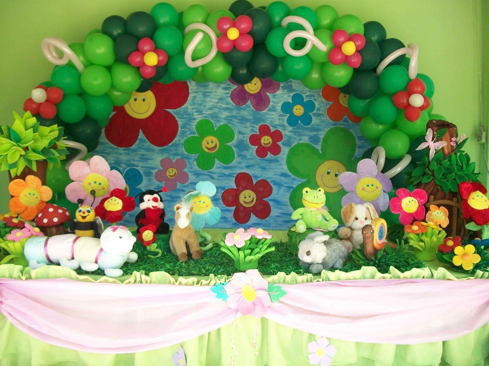 festa jardim dos ursos:Alice Festa Infantil: Jardim dos Bichinho – Festa da Isabella – 16