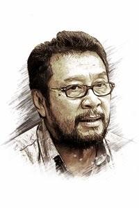 Anak Yoris Raweyai Roger Trianto Meles SERANG Ali Mochtar Ngabalin