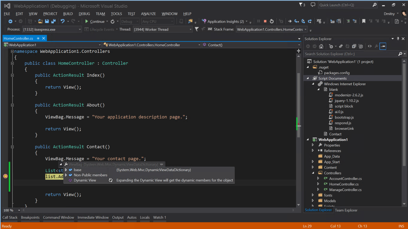 New Coding Experiences For C And Visual Basic In Visual
