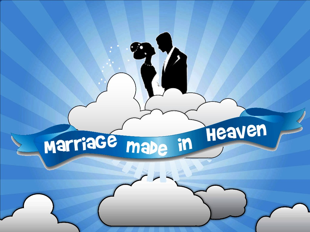 marriage are made in heaven essay